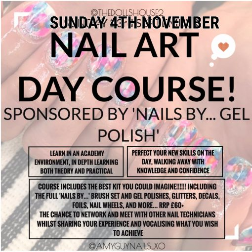 The Nail Art Day Course