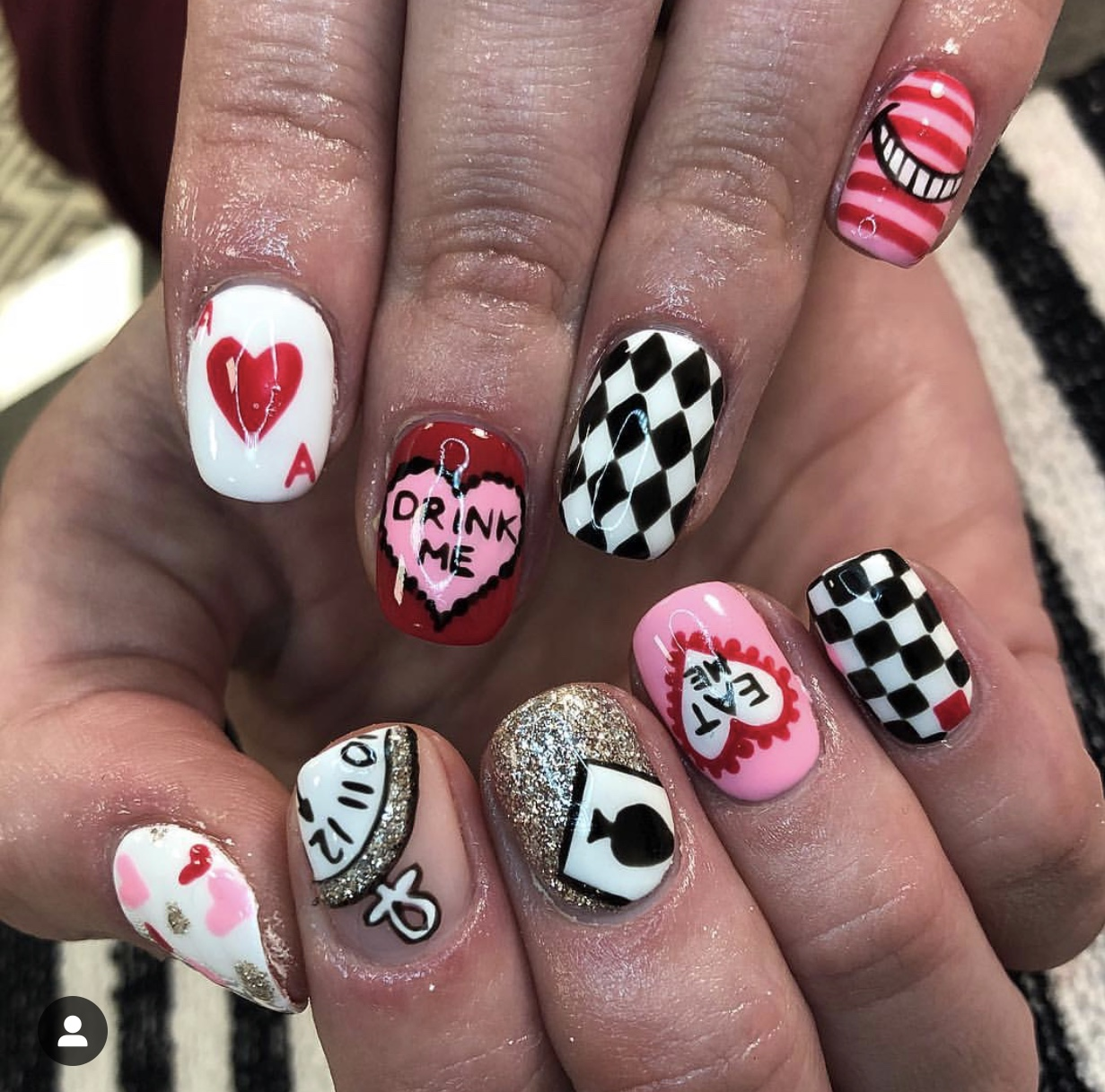 The Nail Art Day Course 24.02.2019